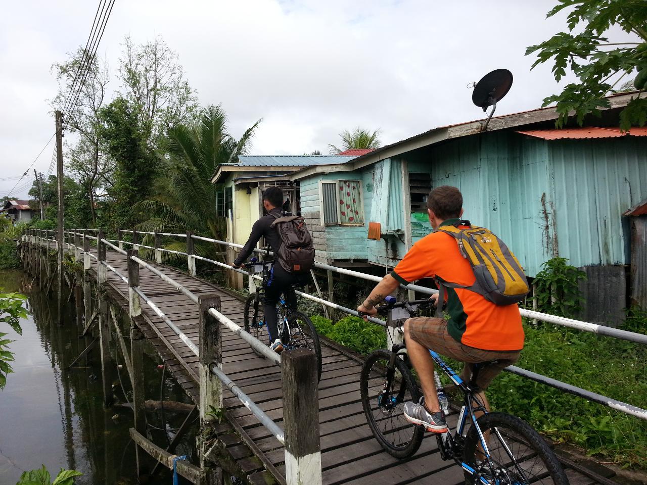 Best of Kuching Cycling