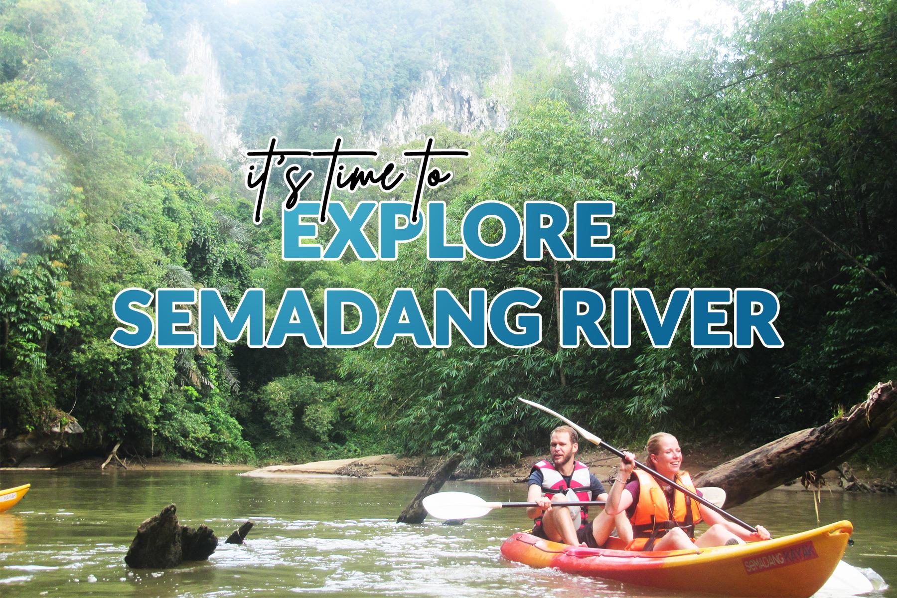 Semadang Discovery Kayaking Tour