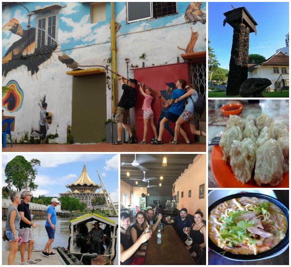 A Taste of Sarawak: Kuching Food by Foot