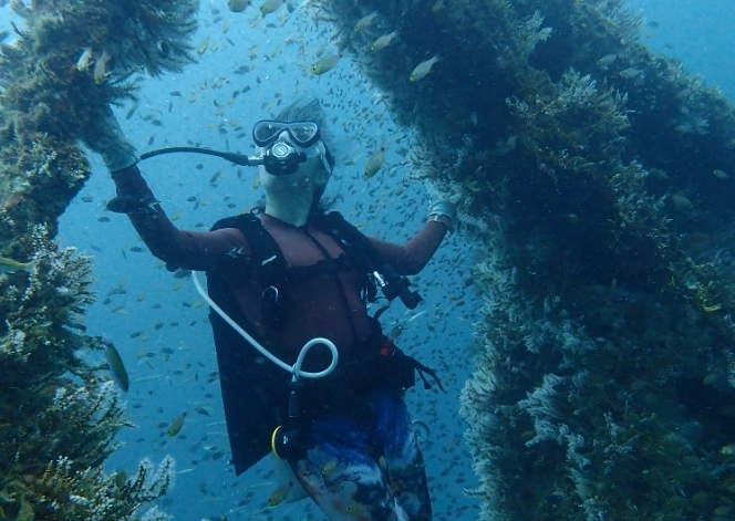 Fun Diving (For Certified Diver)